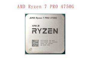 AMD Ryzen 7 Pro 4750G Processor AM4 with Radeon™ Graphics - OEM (No Box, No Cooler, Not Boxed Version)