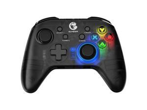 GameSir T4 Pro Multi-platform Bluetooth Game Controller 2.4GHz Wireless Gamepad for iOS 13.4 / Android / PC / Nintendo Switch