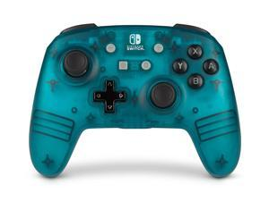 PowerA Enhanced Wireless Controller for Nintendo Switch Teal Frost