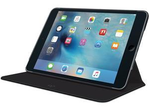 Logitech Logi Focus Flexible Any-Angle Case for iPad Mini 4, Black( Ipad is Not Included)