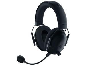 Razer BlackShark V2 Pro Gaming Headset: THX 7.1 Spatial Surround Sound - 50mm Drivers - Detachable Mic - for PC, PS4, Nintendo Switch - 3.5 mm Headphone Jack - Classic Black