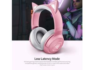 Razer Kraken BT Kitty Gaming Headset BT 5.0 Wireless Headphone Special Edition