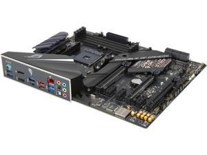 ASUS ROG Strix X470-F Gaming AM4 AMD X470 SATA 6Gb/s ATX AMD Motherboard