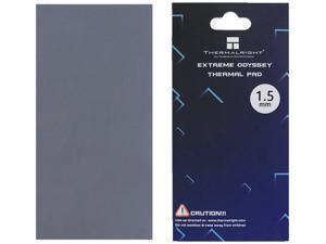 Thermalright Thermal Pad 12.8 W/mK, 85x45x1.5mm, Non-Conductive Heat Resistance High-Temperature Resistance, Silicone Thermal Pads for Laptop Heatsink/GPU/CPU/LED Cooler (1.5mm)