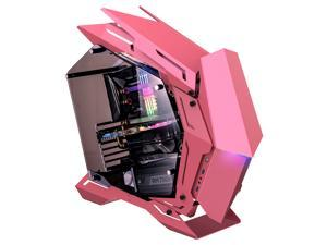 MOD-3 Gaming Computer Case Support EATX/ATX/ MATX/ ITX Front Panel with 5V ARGB Lighting