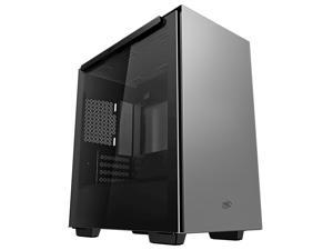 DEEPCOOL MACUBE 110 Refined Minimalism Micro-ATX/Mini-ITX Computer Case - Support 240/280 Cooling System