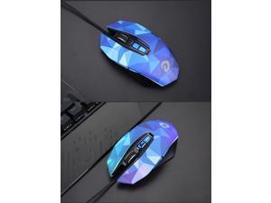 Dareu EM925 premium version of rgb luminous e-sports wired mouse game general desktop laptop computer 10800dpi