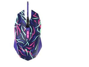 Dareu EM910 gaming mouse 75g lightweight, soft-wired mice pmw3336 8000 dpi 30 million click times