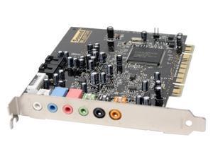 Creative Sound Blaster Audigy 2 Value SB0400 7.1 Channels 24-bit 192KHz PCI Interface Sound Card