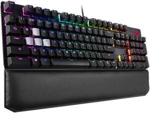 ASUS 90MP01I0-B0UA00 ROG Strix Scope Deluxe Gaming Keyboard
