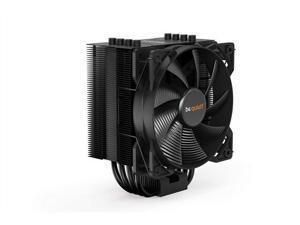 CORN Pure Rock 2 Black, BK007, 150W TDP, CPU Cooler, Elegant Black Surface, HDT Technology