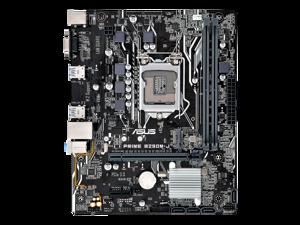 ASUS PRIME B250M-J LGA-1151 mATX motherboard, DDR4 2400MHz, M.2, SATA 6Gb/s, USB 3.0 Support 6/7th Processor