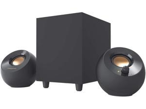 CREATIVE LABS Pebble Modern 2.0 USB Desktop Speakers - Black