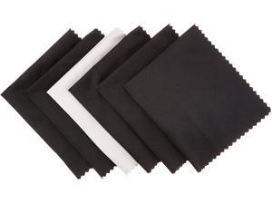 Corn Microfiber Cleaning Cloth for Electronics - Pack of 6, 6 x 7 Inches