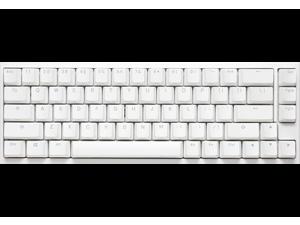Ducky One 2 SF RGB LED 65% Double Shot PBT Mechanical Keyboard