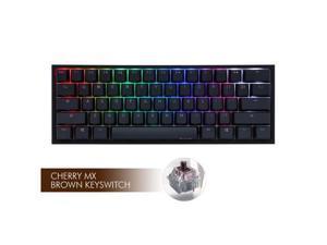 Ducky One 2 RGB Mini - MX Brown switch