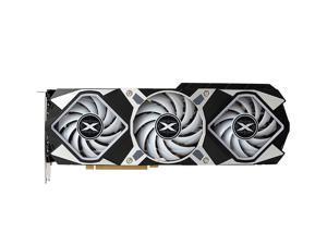GeForce RTX 3090 Glare 24GB GDDR6X Graphics Card, Unique Diamond Design and RGB Lighting Effects