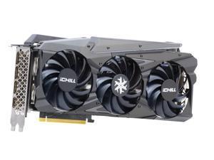 GEFORCE RTX 3090 ICHILL X4 24G GDDR6X PCI Express 4.0 x16 Graphics Card