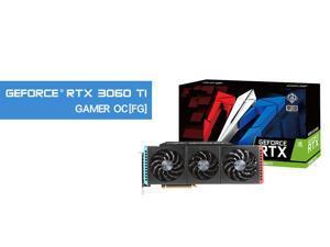CORN RTX 3060 8GB GDDR6 1770MHz Ti GAMER OC[FG] Graphics Card - GA104-202(LHR)