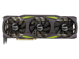 GeForce RTX 3070 Ti  8G Graphics Card, 8GB 256-bit GDDR6X, 1575MHz Core Frequency and 19000MHz Memory Frequency, 3x DisplayPort, HDMI
