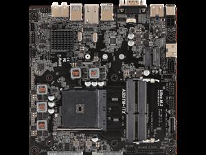 ASRock A320TM-ITX AM4 AMD Promontory A320 SATA 6Gb/s Mini ITX AMD Motherboard - OEM