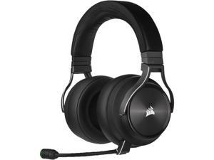 CORSAIR - VIRTUOSO RGB WIRELESS XT High-Fidelity Gaming Headset with Spatial Audio - Slate