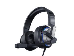 CORN  H300 7.1 Surround Sound Gaming Headset Earphone USB Wired Headset Gamer Headphones With Noise Canceling Microphone For PC Computer Laptop