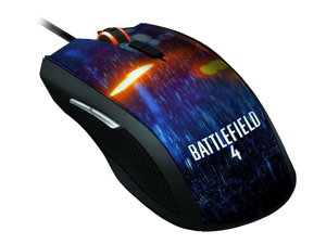 Battlefield 4 RAZER Taipan Black 9 Buttons 1 x Wheel USB Wired Laser 8200 dpi Mouse