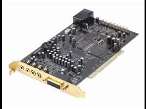 Creative SOUND BLASTER X-Fi Fatal1ty FPS 7.1 Channels 24-bit 96KHz PCI Interface Sound Card