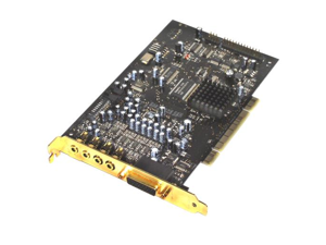 Creative Sound Blaster X-Fi XtremeMusic 7.1 Channels 24-bit 96KHz PCI Interface Sound Card