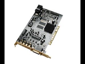 Creative Sound Blaster X-Fi XtremeGamer Fatal1ty Pro 7.1 Channels 24-bit 192KHz PCI Interface Sound Card