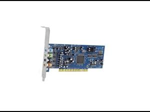 Creative Sound Blaster X-Fi Xtreme Audio 7.1 Channels 24-bit 96KHz PCI Interface Sound Card