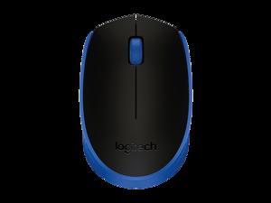 Logitech M171 910-004644 Wireless USB mouse - Blue