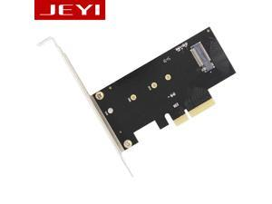 JEYI SK4 M.2 NVMe(M Key) SSD to PCI-E 3.0 x4 Adapter Converter Card