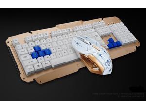 Cooler Master SGB-3010-KKMF1-US Devastator Keyboard & Mouse - Newegg com