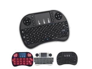 Corn Electronics i8 Touchpad 2.4G Mini Wireless Keyboard & Mouse Combo Portable Handheld Airfly Mouse For Google Android TV Box, PC, Xbox 360, PS3, HTPC