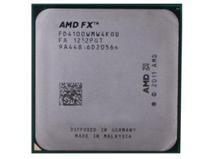 AMD FX-Series FX 4100 3.6GHz 95W Quad-Core Processor Socket AM3+ desktop CPU