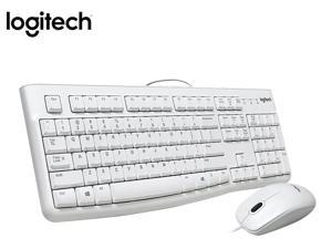 Logitech MK120 Desktop Keyboard & Mouse Combo