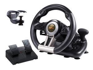 CORN Racing Wheel Apex for PC Game Joystick Simulator Professional for Windows/PS3/PS4/Xbox One Gaming Controller - Black