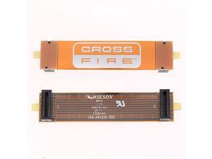 Crossfire Bridge Connector Adapter Flexible for ATI/AMD Video Graphics Card 7cm