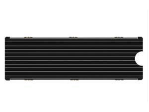 M.2 NVMe Heatsink for SM951 SM961 950PRO XP9410 M.2 SSD Cooling Heatsink - Black