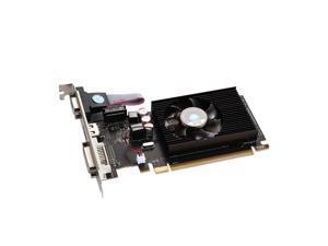 CORN AMD Radeon HD6450 2GB 64Bit GDDR3 Graphic Card Video Card GPU DirectX 11 PCI Express 2.1 16X DVI-D/VGA/HDMI