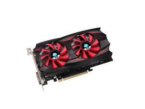 CORN AMD Radeon RX560D 4GB 128Bit GDDR5 Graphic Card Video Card GPU DirectX 12 PCI Express3.0 x16 DVI-D/DP/HDMI