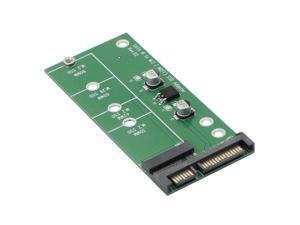 CORN  SATA III 3 to M.2 (NGFF) SSD 7+5 pin Connector Converter Adapter Card