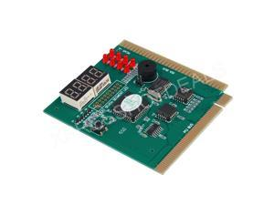 CORN PCI PC Diagnostic Analyzer 4 Digit Card Motherboard Post Tester