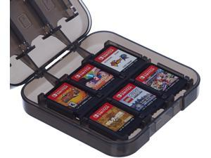 CORN OIVO Game Card Case for Nintendo Switch Up to 24 Cards