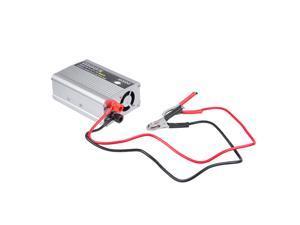 CORN 500W Car Inverter 12v 220v 50Hz Auto Inverter 12 220 Cigarette Lighter Plug Power Converter Inverter Peak Power 1000W