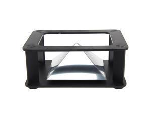 CORN 3D Hologram Display Type Indoor Application Projector pyramid Hologram Display Pyramid Projector Luxury Showcase For Smartphone