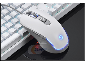 HP M200 Ergonomic Design, Cool Exterior Wired Gaming Mouse Both For Office  And Game, Suitable for Laptop and PC,2400DPI - Black - Newegg com
