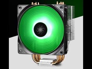 DEEPCOOL GAMMAXX 400 RGB-CPU Cooler 4 Heatpipes 120mm PWM Fan with RGB LED Easy installation Support: LGA2066 / 2011-v3 / 2011 / 1156 / 1155 / 1151 / 1150 / 775 FM2+ / FM2/FM1/AM3+/AM3/AM2+/AM2